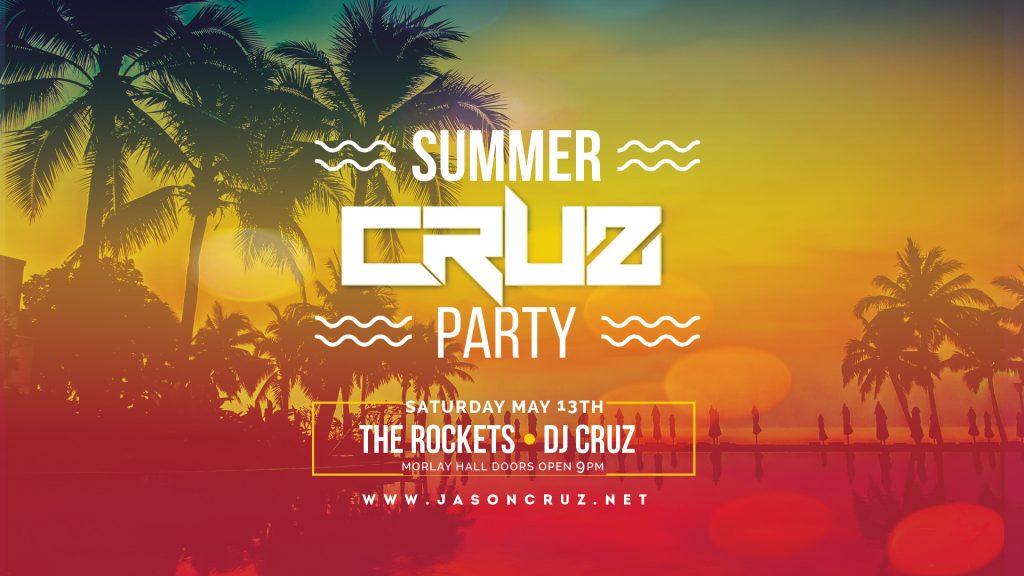 OC DJ Cruz at Seacrets with the Rockets