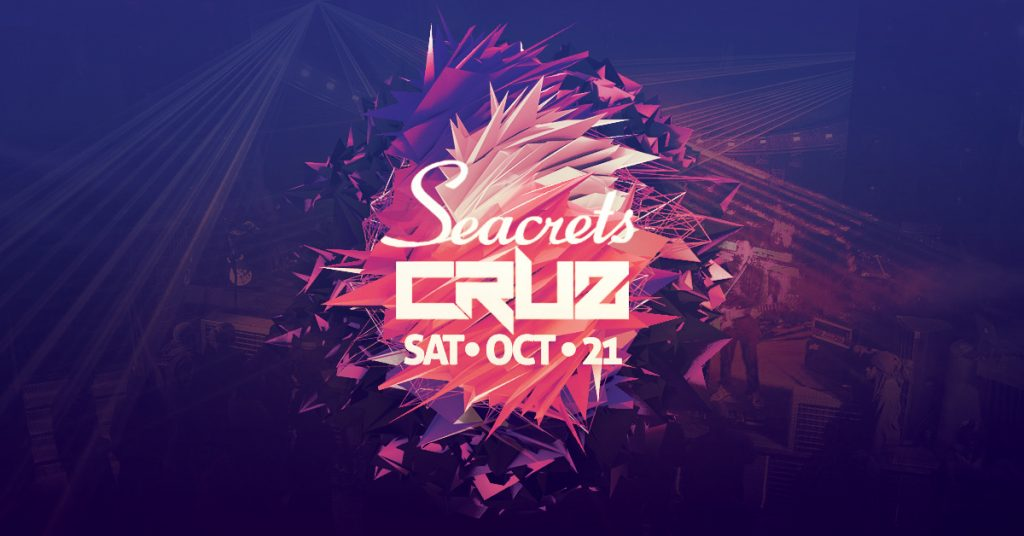 DJ Cruz in Ocean City, Maryland at Seacrets