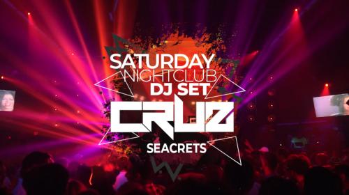 DJ Cruz Seacrets OCMD